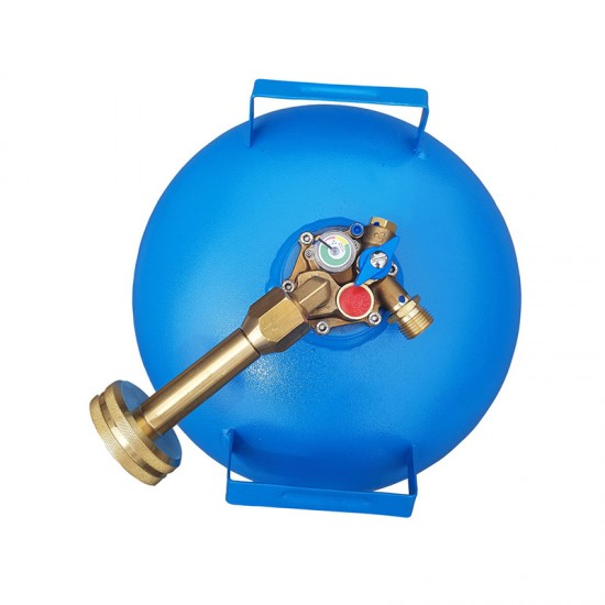 Газова бутилка с Мултиклапан GoTrip11кг