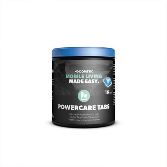 Сашета за химическа тоалетна Dometic PowerCare Tabs, 16бр
