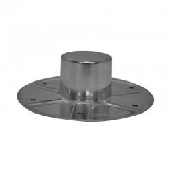 Връзка вградена за монтиране на маса, 16 × 5 cm