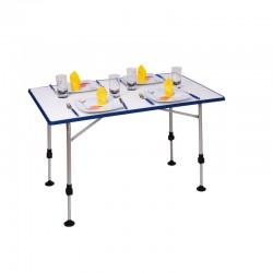 Сгъваема маса за къмпинг UWE, 115x69x55/76cm