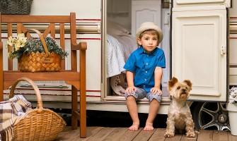 7 причини да заведеш детето си на къмпинг