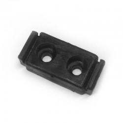 Елемент за монтиране на основа за маса към пода