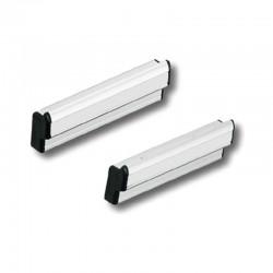 Релси за маса, допълнителни, 2 X 100 mm