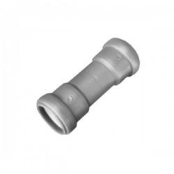 Втулка свързваща за тръба 28mm, с уплътнение