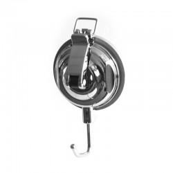 Закачалка с вакуум, Ø56mm, хромирана