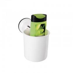 Чаша с вакуум, бяла, до 4кг