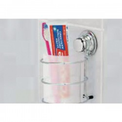 Поставка за баня с вакуум 10.5x12x15.5cm