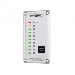 """Индикатор за вода """"Votronic"""", 12 + 24V"""