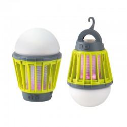 Лампа за къмпинг, инсектицидна, Ø88x129mm
